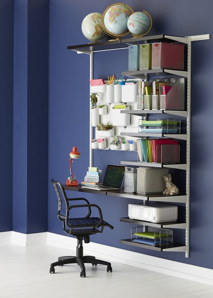 12 best me organized images on pinterest organization for Home alone office decorations