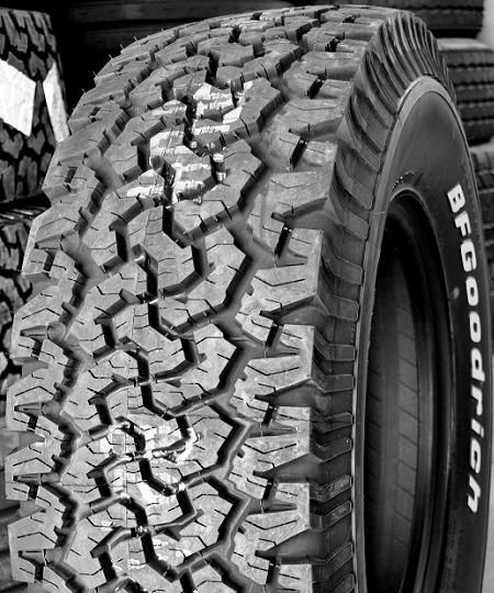 bf goodrich all terrain 235 85r16 tyres for land rover. Black Bedroom Furniture Sets. Home Design Ideas