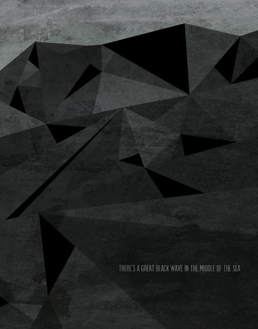 Arcade Fire - Black Wave/Bad Vibrations