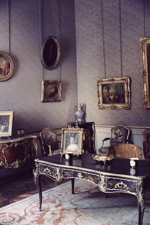 "Musee Jacquemart-Andre (former ""Hôtel particulier""), Paris"