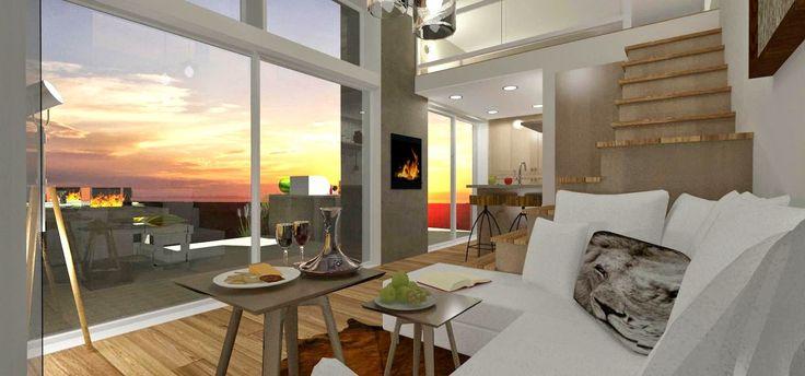 Den Vita Drömgården 25kvm modernt hus