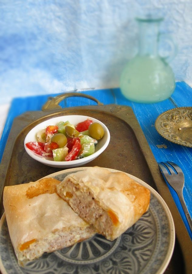 Kotopita http://www.nlcafe.hu/gasztro/20130904/gorog-street-food-recept/