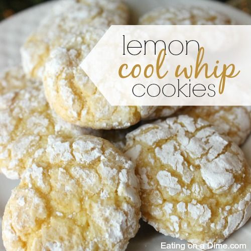 FacebookTwitterPinterestE-mail If you are looking for a light a fluffy cookie that is tasty, look no further than this delicious Lemon Cool Whip Cookies recipe! It is perfect for our 25 Days of Christmas Cookie Exchange recipes. This is a very tasty, but not too sweet. WARNING: they can be a little dangerous as you …