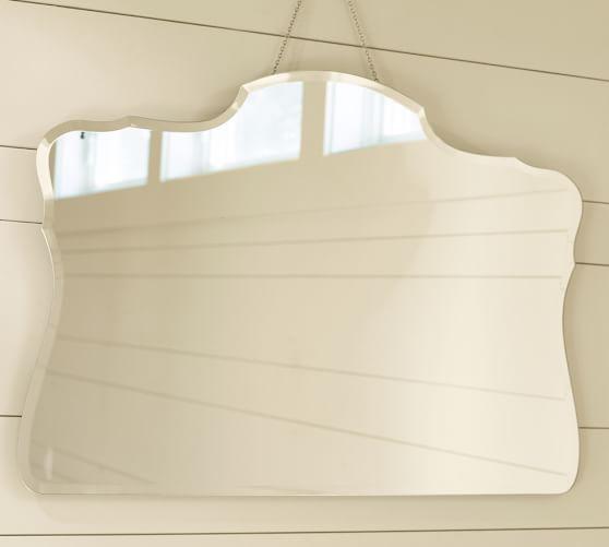 Piper Frameless Mirrors | BHolden Haus Interior Design bholdeninteriordesign.com