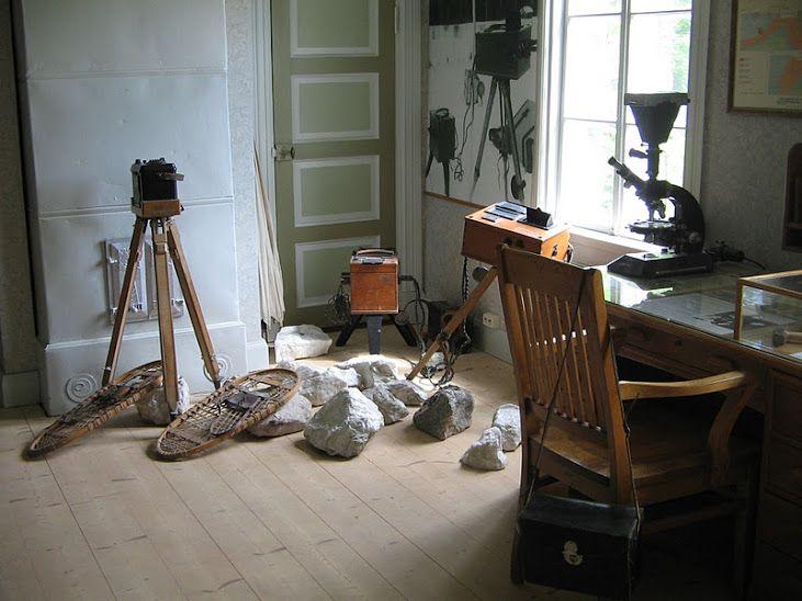 The Industrial Museum - Pargas hembygdsförening