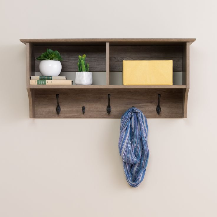 25 best ideas about wall mounted coat rack on pinterest wall mounted coat hanger diy coat. Black Bedroom Furniture Sets. Home Design Ideas