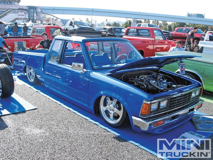 Check out custom truck show coverage from the 2009 Truck Masters Japan Tour Final held in Odaiba, Tokyo, Japan, only on minitruckinweb.com, the official website of Mini Truckin' Magazine.
