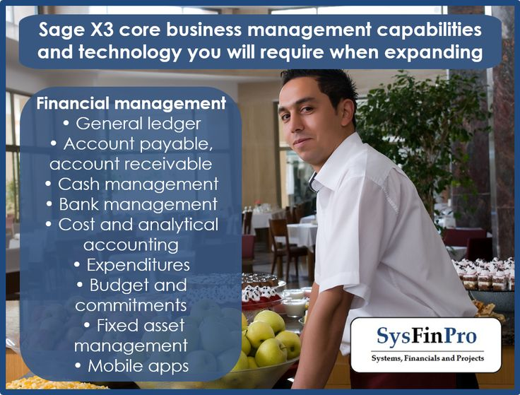 #Sage X3 not only handles rapid expansion, but allows for scalability as your business takes on new hights.