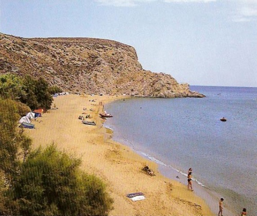 Anafi island, Cyclades