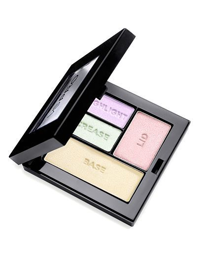 VS PRO Magic FX Transforming Pearl Eye Quad VS Makeup