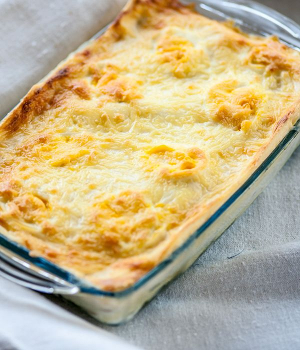 This fish lasagne kids recipe from Mark Dodson teaches children some integral cookery skills - from making a Béchamel sauce to poaching fish in milk.