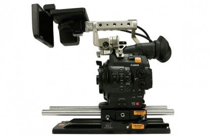 C300 PL Mount lets you use large Cine type lenses on one of the most popular cameras around