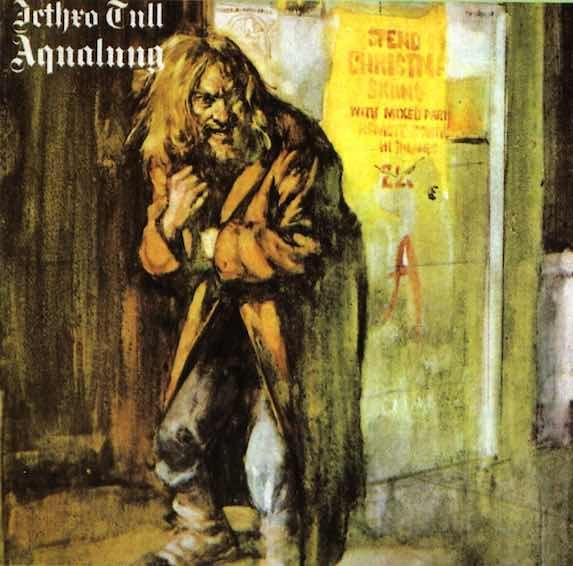 Jethro Tull - Aqualung; 1971.