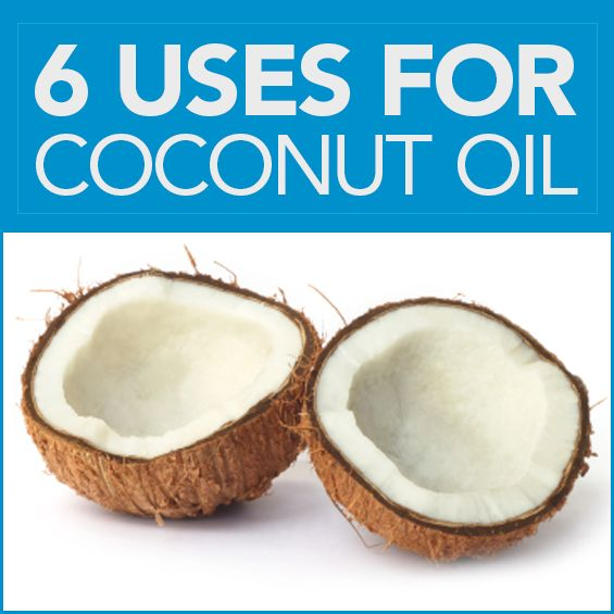 6 Uses for Coconut Oil