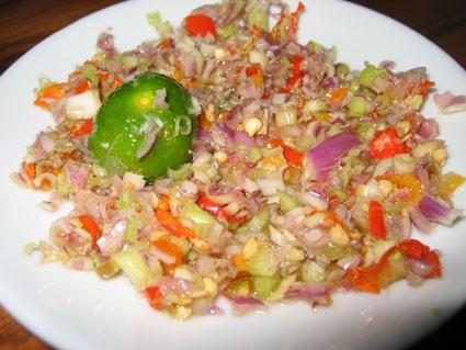 Sambal Matah Recipe : Balinese Uncooked Chili Sauce / Bali Style Raw Sambal. Enak!