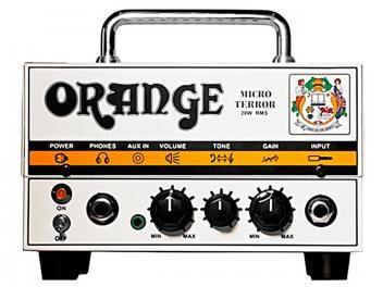 Cabeçote Amplificador 20W - Orange Micro Terror