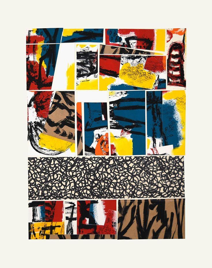 Deconstruction 5 / Dominique Lutringer #ART #Contemporary ART