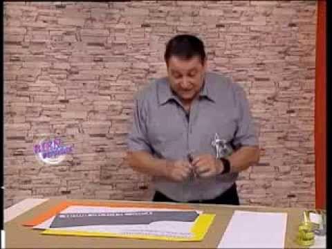 Hermenegildo Zampar - Bienvenidas TV - Explica transformaciones de molde...