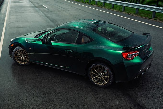 The 86 Hakone Edition Is Toyota S Homage To The Legendary Japanese Roadway Toyota Toyota Gt86