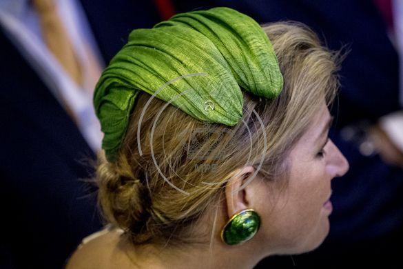 Koningin Máxima bij congres van de European Academy of Neurology | ModekoninginMaxima.nl