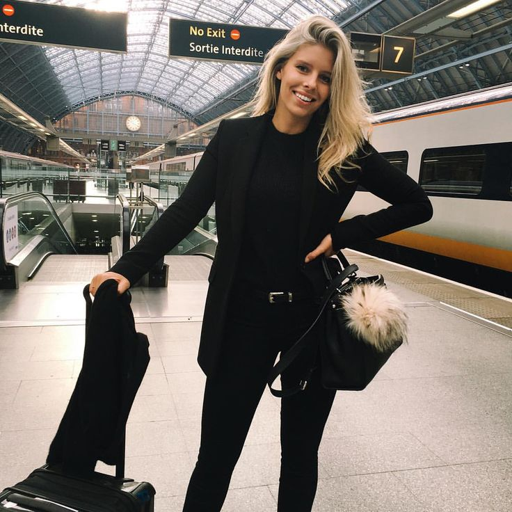"Natasha Oakley on Instagram: ""This is one of those Im secretly dying and out of breath but smiling for the camera photos Got in some serious cardio because I almost missed my train but am now on the way to Paris! """