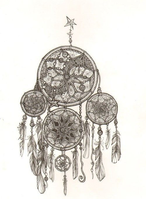 love dream catchers and - photo #14