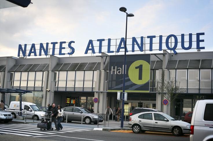 L'aéroport de Nantes-Atlantique
