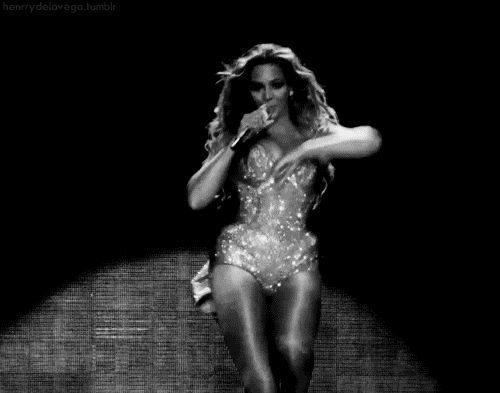 Pin for Later: 60 Signs You're Obsessed With Beyoncé This is how you feel when you secure your tickets the second they go on sale.