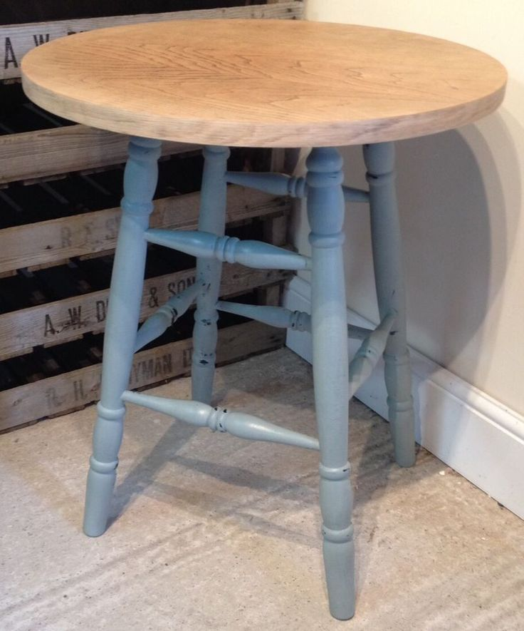 Painted Round Kitchen Table And Chairs: Best 25+ Painted Round Tables Ideas On Pinterest