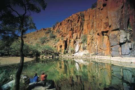 Python Pool, Millstream-Chichester National Park, Pilbara- Western Australia