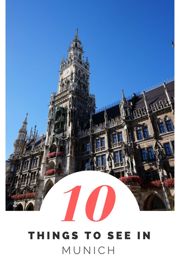 Discover the 10 best things to see and do in the lovely city of #munich in Germany