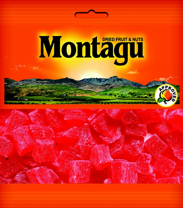 Montagu Dried Fruit-STRAWBERRY FLAVOURED CUBES http://montagudriedfruit.co.za/mtc_stores.php
