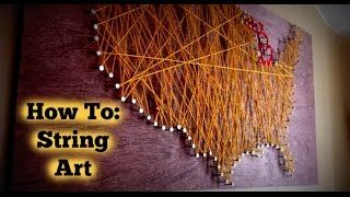 1000 images about string art fadenkunst on pinterest. Black Bedroom Furniture Sets. Home Design Ideas