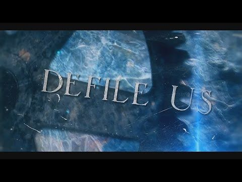 """End of the Dream - Defile (Lyric Video) - YouTube Lyric video """"Defile"""" produced for End of the Dream band. Metal lyric video maker and production. #metal #music #lyricvideo https://www.greathsd.com professional lyric video production"""