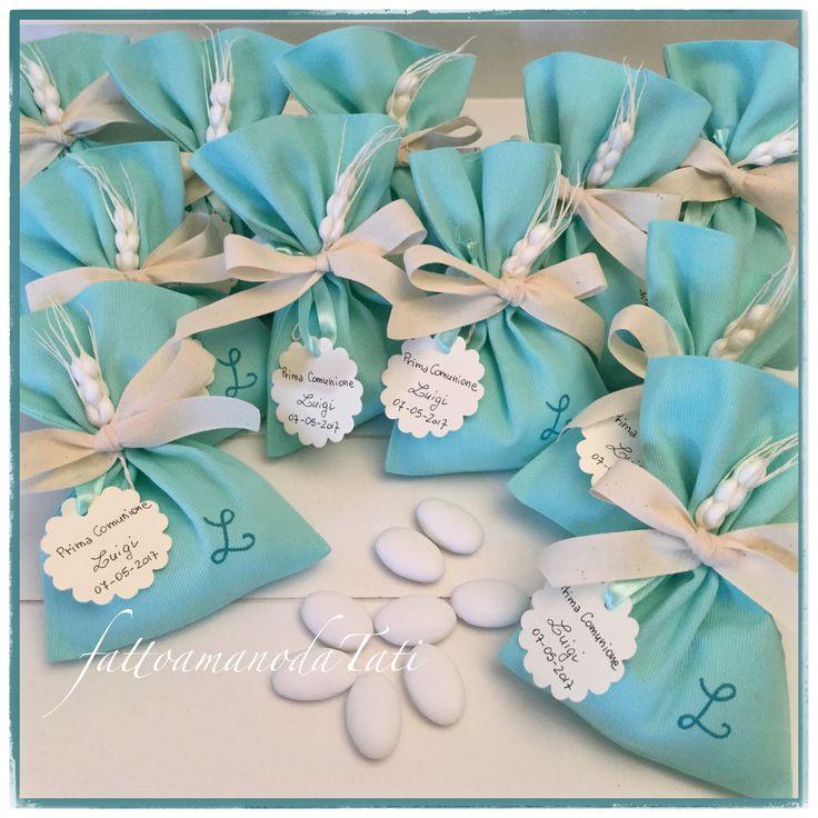 Sacchettini blu Tiffany by fattoamanodaTati
