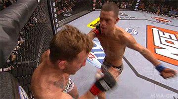 Nate Diaz vs. Gray Maynard III