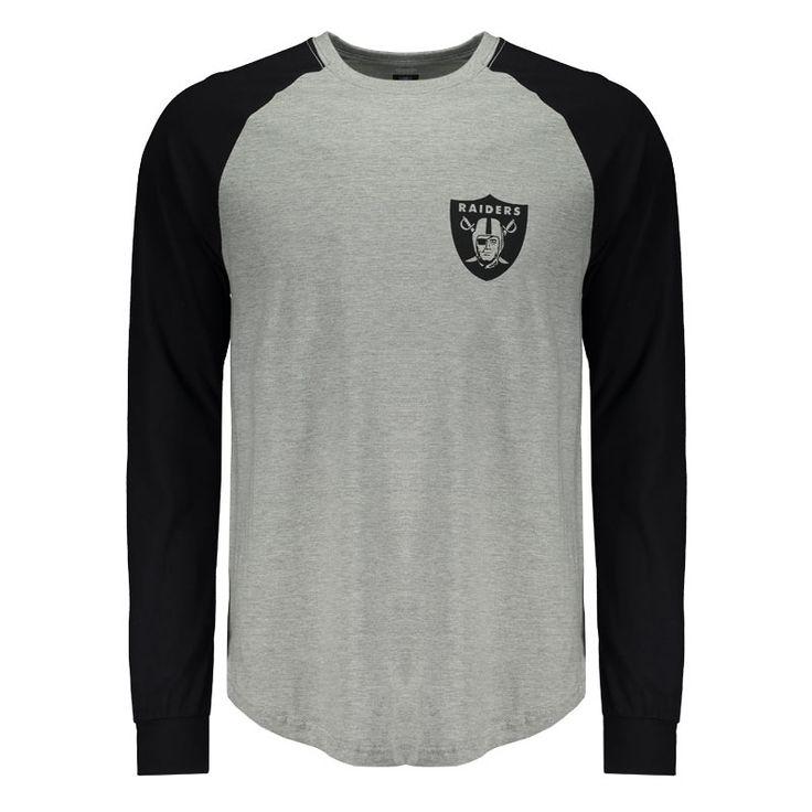 Camiseta New Era NFL Oakland Raiders Manga Longa Somente na FutFanatics você compra agora Camiseta New Era NFL Oakland Raiders Manga Longa por apenas R$ 129.90. Futebol Americano. Por apenas 129.90