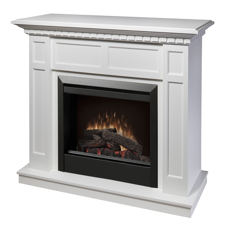 "Dimplex Caprice electric fireplace with 23"" firebox; $799.00 cdn"