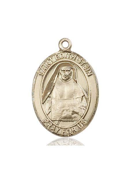 """St. Edith Stein 14 Kt Gold 1"""""""
