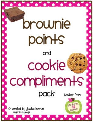 Cookie Compliments