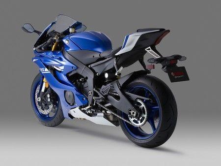 Yamaha Yzf R6 2017 012
