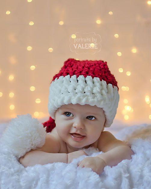 baby santa-5 month baby boy