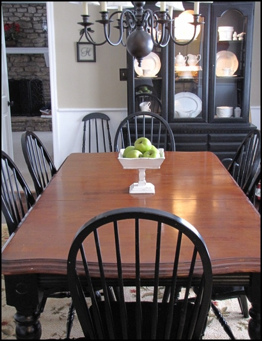 Wooden Fruit Stand Porch TableDining Room TablesDiy KitchenKitchen DiningKitchen IdeasChina CabinetsDining