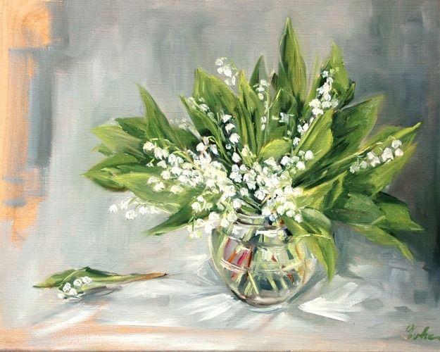 Evhe le bouquet de muguet lily of for Bouquet de fleurs muguet