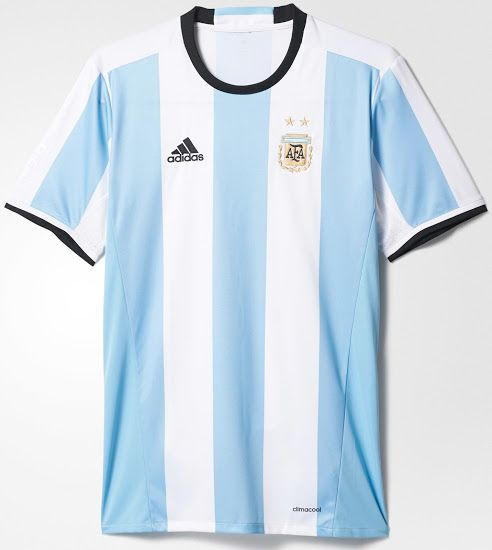 Argentina 2016 Copa America Kit Released - Footy Headlines