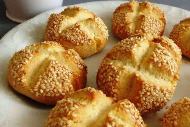 Susamlı kıyır kurabiye tarifi