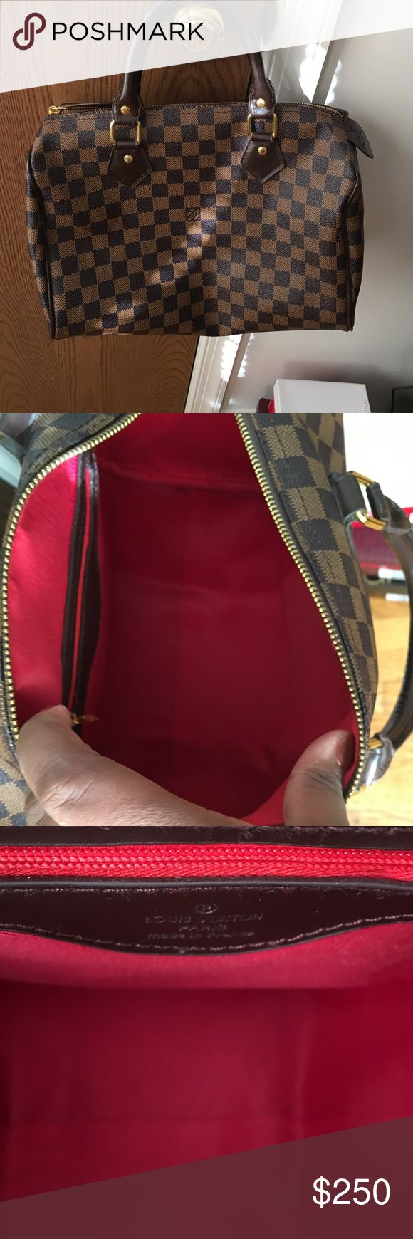 Louis Vuitton Speedy 30 New! Speedy 30 in ebener print. Comes with lock and key. AAA quality! Gorgeous handbag!!❤️❤️❤️ Price negotiable :) Louis Vuitton Bags Totes