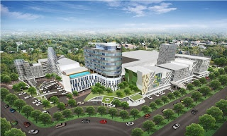 Galuh Mas Central Business Park