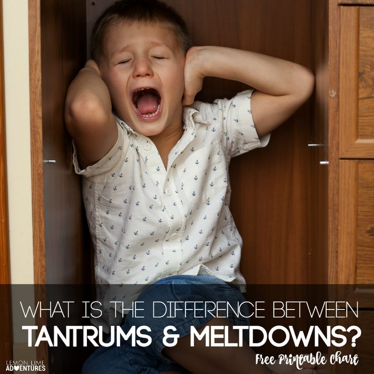 Everything You Need to Know for Calming Tantrums and Meltdowns