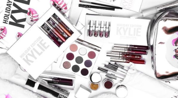Kylie Cosmetics Holiday Makeup Collection